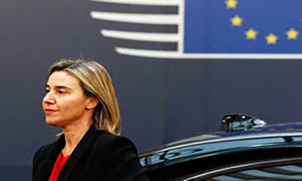 UE estabelece mecanismo para Irão contornar as sanções dos EUA