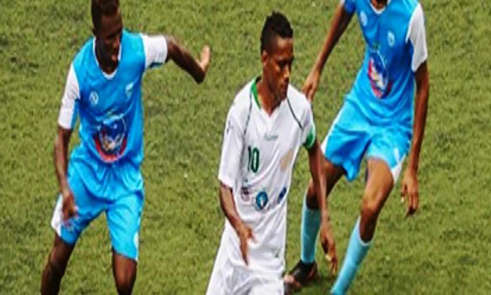 Oceano Monteiro lidera a lista dos melhores marcadores da Taça Independência