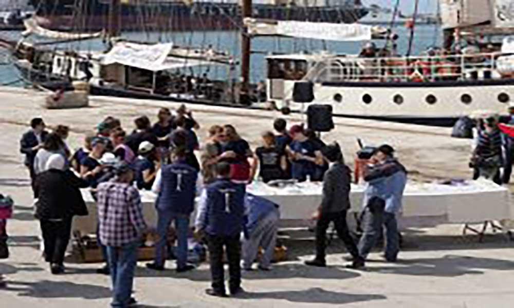 Organização Sail to the COP chega a Mindelo