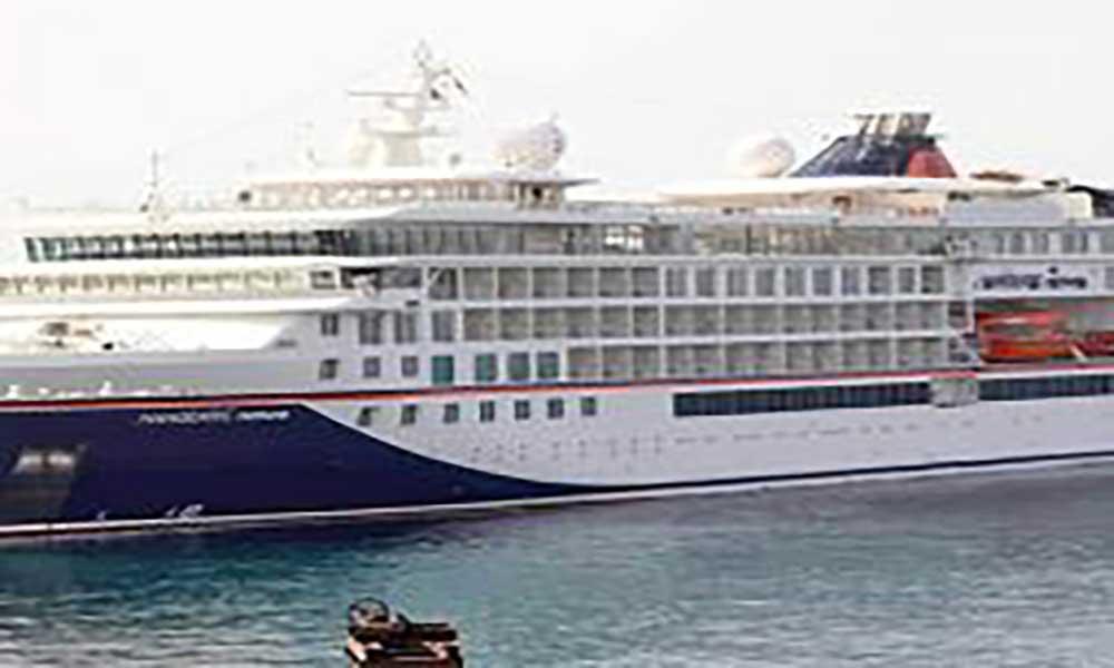 Turismo de Cruzeiro: Santo Antão afirma-se no segmento de mercado dos navios de médio e pequeno porte