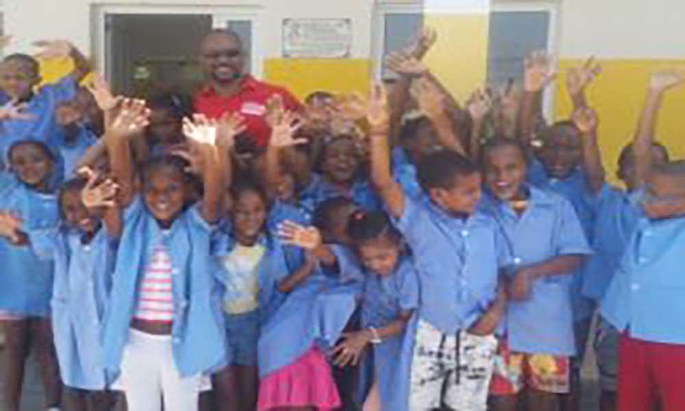 Santo Antão: Terra D´Soded leva arte educativa às escolas